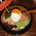 【京都スイーツ】eXcafe(イクスカフェ)京都嵐山本店の「天龍寺パフェ」は有機宇治のオーガニック和パフェ