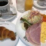 【京都モーニング】京都駅で人気のモーニング「イノダコーヒ ポルタ店」