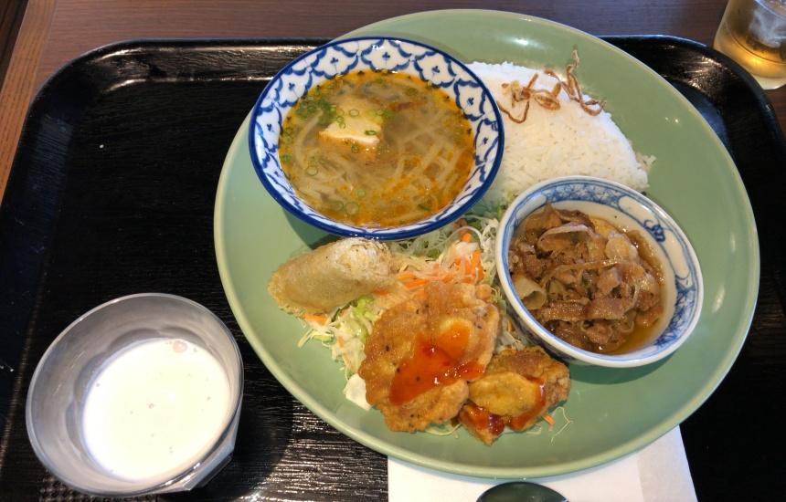 【京都ランチ】京都駅周辺でランチを食べるなら「ニャー・ヴェトナム 」がオススメ!