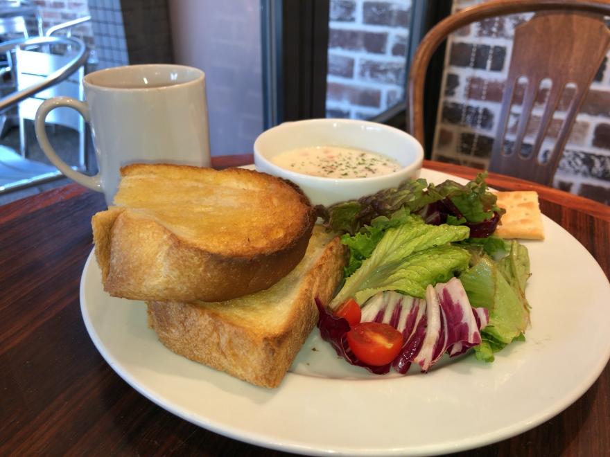 【京都モーニング】進々堂で美味しいパンを食べよう!進々堂 東洞院店