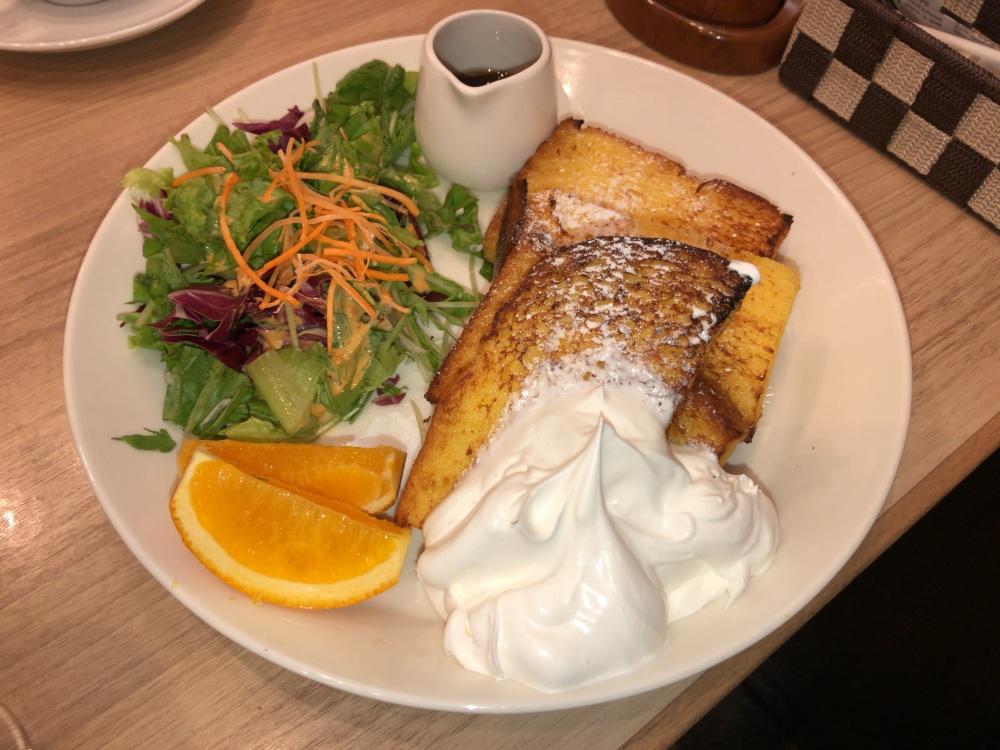 【京都モーニング】京都パフェで有名な店で食べる早朝モーニング!からふね屋珈琲竹田店
