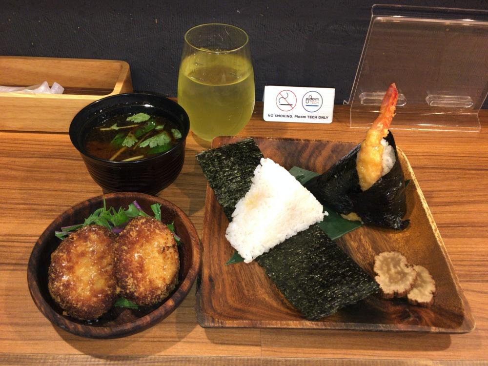 【京都ランチ】るるぶキッチンKYOTOの平日限定ランチで究極のおにぎりを食べよう!
